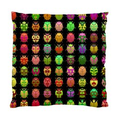 Beetles Insects Bugs Standard Cushion Case (one Side)