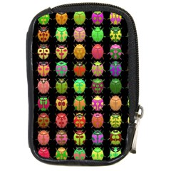 Beetles Insects Bugs Compact Camera Cases by BangZart