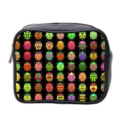 Beetles Insects Bugs Mini Toiletries Bag 2 Side