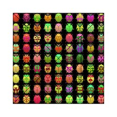 Beetles Insects Bugs Acrylic Tangram Puzzle (6  X 6 )