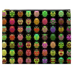 Beetles Insects Bugs Cosmetic Bag (xxxl)  by BangZart