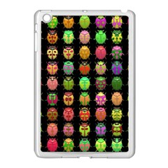 Beetles Insects Bugs Apple Ipad Mini Case (white) by BangZart