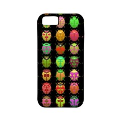 Beetles Insects Bugs Apple Iphone 5 Classic Hardshell Case (pc+silicone) by BangZart