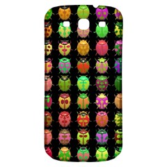 Beetles Insects Bugs Samsung Galaxy S3 S Iii Classic Hardshell Back Case by BangZart