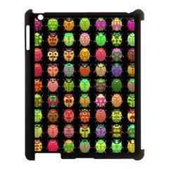 Beetles Insects Bugs Apple Ipad 3/4 Case (black) by BangZart