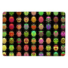 Beetles Insects Bugs Samsung Galaxy Tab 10 1  P7500 Flip Case by BangZart