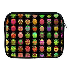 Beetles Insects Bugs Apple Ipad 2/3/4 Zipper Cases by BangZart