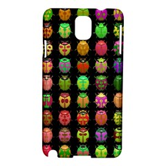 Beetles Insects Bugs Samsung Galaxy Note 3 N9005 Hardshell Case