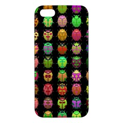 Beetles Insects Bugs Iphone 5s/ Se Premium Hardshell Case by BangZart