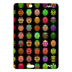 Beetles Insects Bugs Amazon Kindle Fire Hd (2013) Hardshell Case by BangZart