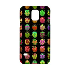 Beetles Insects Bugs Samsung Galaxy S5 Hardshell Case