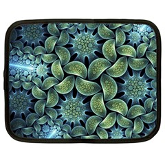 Blue Lotus Netbook Case (xxl)