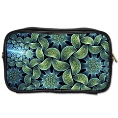 Blue Lotus Toiletries Bags by BangZart