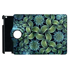 Blue Lotus Apple Ipad 2 Flip 360 Case by BangZart