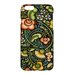 Bohemia Floral Pattern Apple Iphone 6 Plus/6s Plus Hardshell Case by BangZart