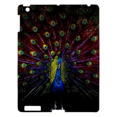 Beautiful Peacock Feather Apple Ipad 3/4 Hardshell Case by BangZart