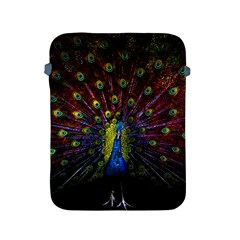 Beautiful Peacock Feather Apple Ipad 2/3/4 Protective Soft Cases