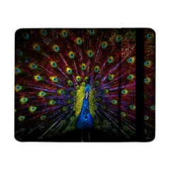 Beautiful Peacock Feather Samsung Galaxy Tab Pro 8 4  Flip Case