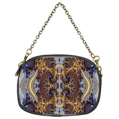Baroque Fractal Pattern Chain Purses (one Side)  by BangZart