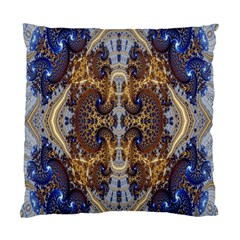 Baroque Fractal Pattern Standard Cushion Case (one Side)