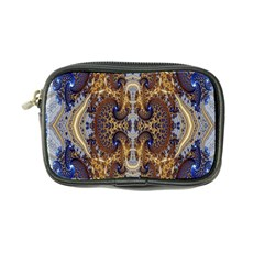 Baroque Fractal Pattern Coin Purse by BangZart