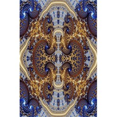 Baroque Fractal Pattern 5 5  X 8 5  Notebooks by BangZart