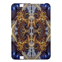 Baroque Fractal Pattern Kindle Fire Hd 8 9  by BangZart