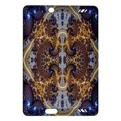 Baroque Fractal Pattern Amazon Kindle Fire Hd (2013) Hardshell Case by BangZart