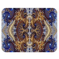 Baroque Fractal Pattern Double Sided Flano Blanket (medium)  by BangZart