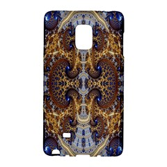 Baroque Fractal Pattern Galaxy Note Edge