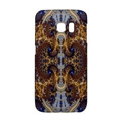 Baroque Fractal Pattern Galaxy S6 Edge