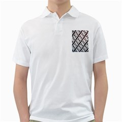 Batik Art Patterns Golf Shirts