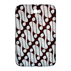 Batik Art Patterns Samsung Galaxy Note 8 0 N5100 Hardshell Case  by BangZart