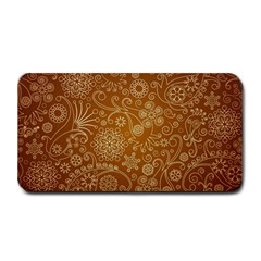 Batik Art Pattern Medium Bar Mats