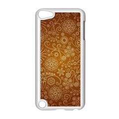 Batik Art Pattern Apple Ipod Touch 5 Case (white) by BangZart