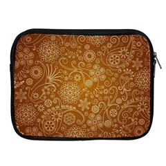 Batik Art Pattern Apple Ipad 2/3/4 Zipper Cases