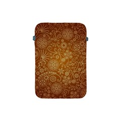 Batik Art Pattern Apple Ipad Mini Protective Soft Cases by BangZart