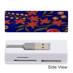 Batik  Fabric Memory Card Reader (stick)