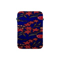 Batik  Fabric Apple Ipad Mini Protective Soft Cases by BangZart
