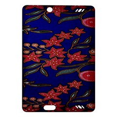 Batik  Fabric Amazon Kindle Fire Hd (2013) Hardshell Case by BangZart