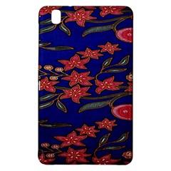 Batik  Fabric Samsung Galaxy Tab Pro 8 4 Hardshell Case by BangZart