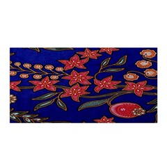 Batik  Fabric Satin Wrap by BangZart