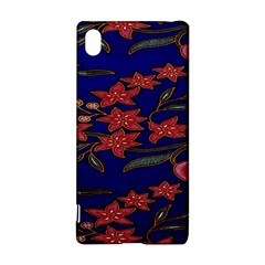 Batik  Fabric Sony Xperia Z3+ by BangZart