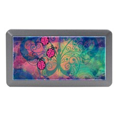 Background Colorful Bugs Memory Card Reader (mini) by BangZart