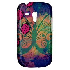 Background Colorful Bugs Galaxy S3 Mini by BangZart