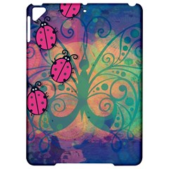Background Colorful Bugs Apple Ipad Pro 9 7   Hardshell Case