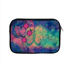 Background Colorful Bugs Apple Macbook Pro 15  Zipper Case by BangZart