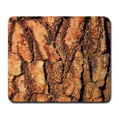 Bark Texture Wood Large Rough Red Wood Outside California Large Mousepads by BangZart