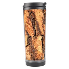 Bark Texture Wood Large Rough Red Wood Outside California Travel Tumbler by BangZart