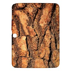 Bark Texture Wood Large Rough Red Wood Outside California Samsung Galaxy Tab 3 (10 1 ) P5200 Hardshell Case  by BangZart